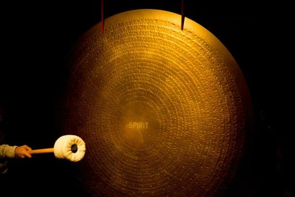Sound And Vision: How Gongs Are Bringing Inner Peace To City Dwellers