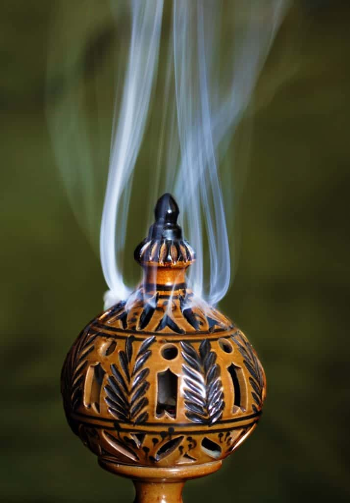 Benefits Of The Right Incense Burner