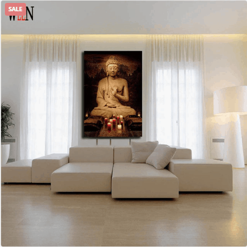 Paintings And Art Works For Your Home Decors