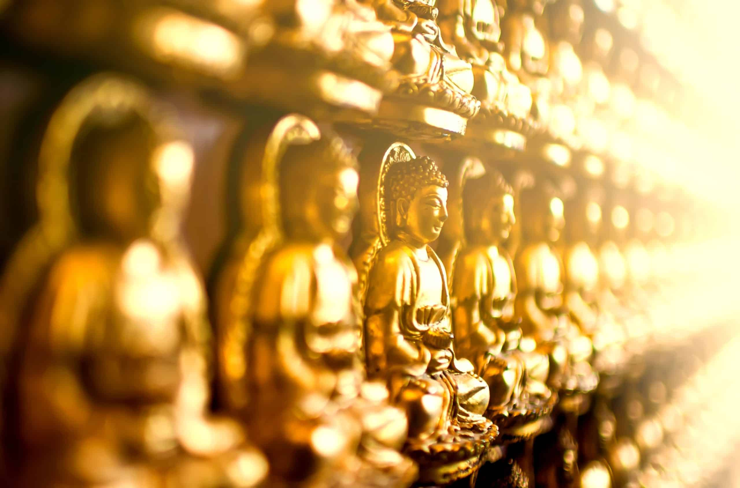 Buddha Statues For The Home And Garden